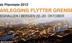 Norsk Planmøte 2012 - Annonse