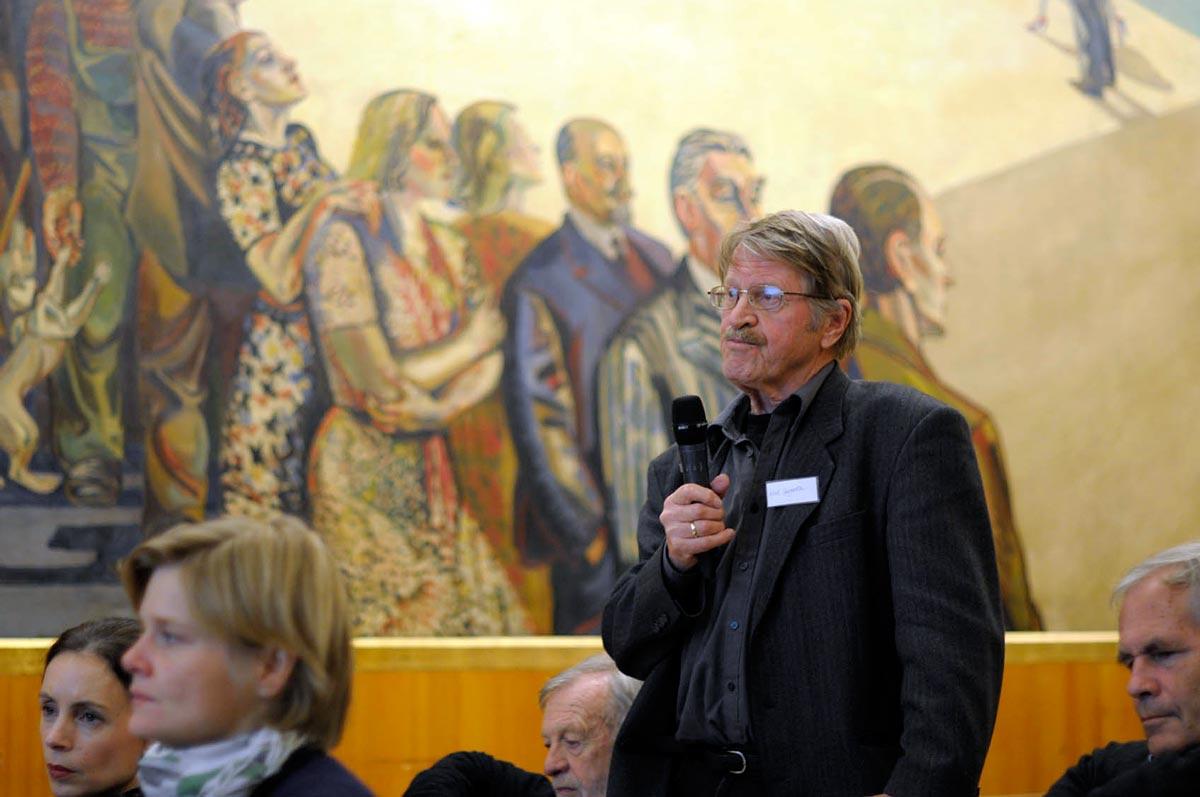 Norsk Bolig- og Byplanforenings 100-årskonferanse - plenumsdebatt