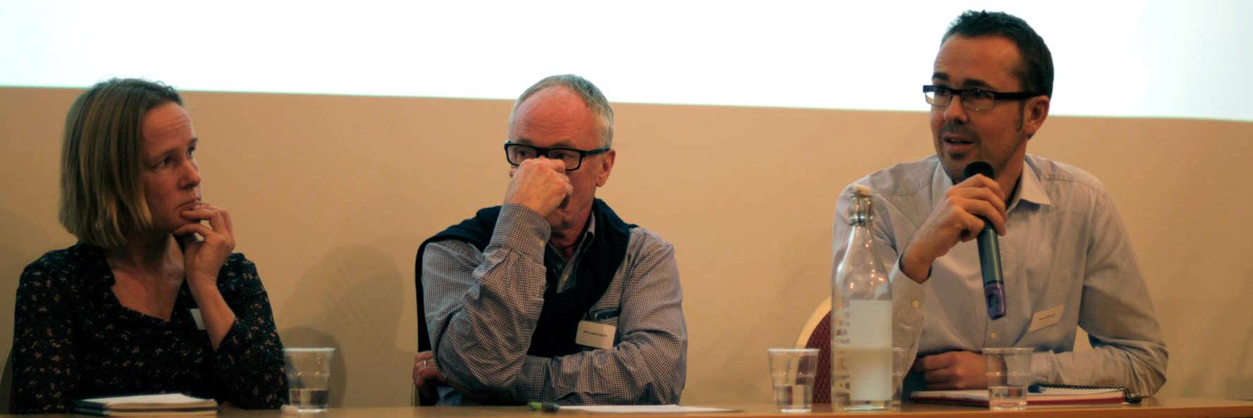 Paneldebatt på BOBYs hundreårsjubileum