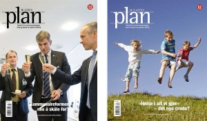 Tidskriftet Plan