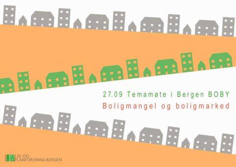 Grafikk til temamøte: Boligmangel og boligmarked