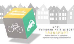 temamøte - Transport