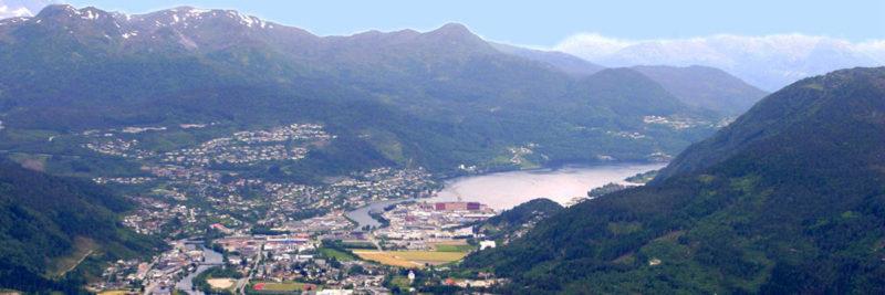 Førde Sentrum i Sunnfjord
